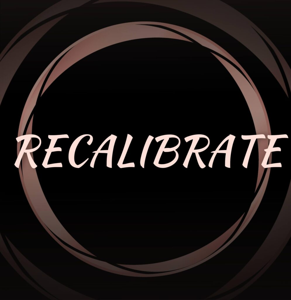 Recalibrate with Leisa