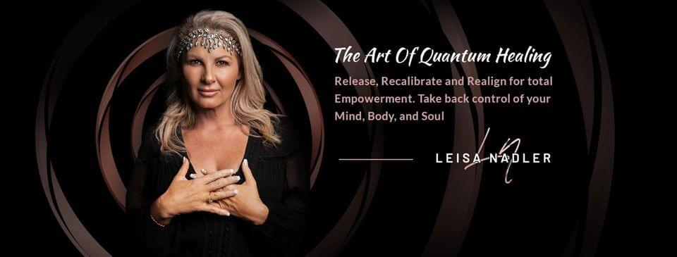 The Art of Quantum Healing